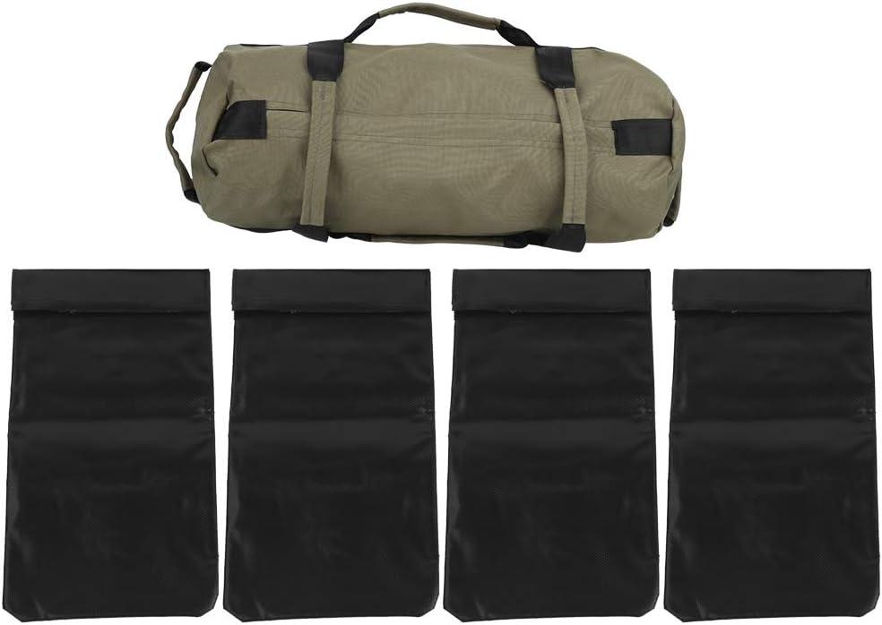 Alomejor 48x20cm Weightlifting Sandbag Bag Fitness Power Surprise Indefinitely price Strengt