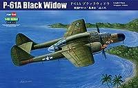 Hobby Boss US P-61A Black Widow Airplane Model Kit [並行輸入品]