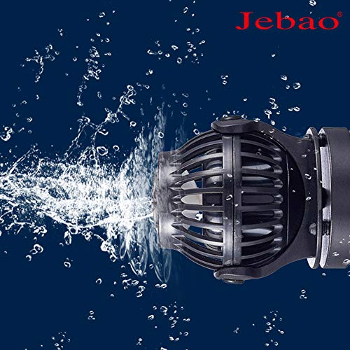Jebao sow-4 sow-8 sow-15 sow-20 Acquario Wavemaker con Controller per Marine Reef Onda sinusoidale elica Pompa Fish Tank Powerhead