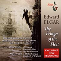 Fringes of the Fleet by ELGAR / ANSELL / IRELAND / WOOD (2010-04-13)