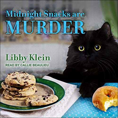 Midnight Snacks Are Murder cover art