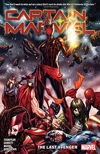 Amazon Com Captain Marvel Vol 3 The Last Avenger Captain Marvel 2019 Ebook Thompson Kelly Garbett Lee Brooks Mark Garbett Lee Manna Francesco Thompson Kelly Kindle Store