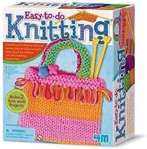 4M Easy-to-do Knitting Art Kit (3593)