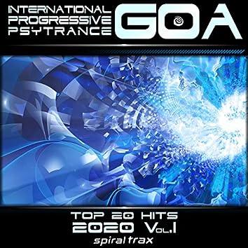International Progressive Goa Psy Trance 2020 Top 20 Hits, Vol. 1
