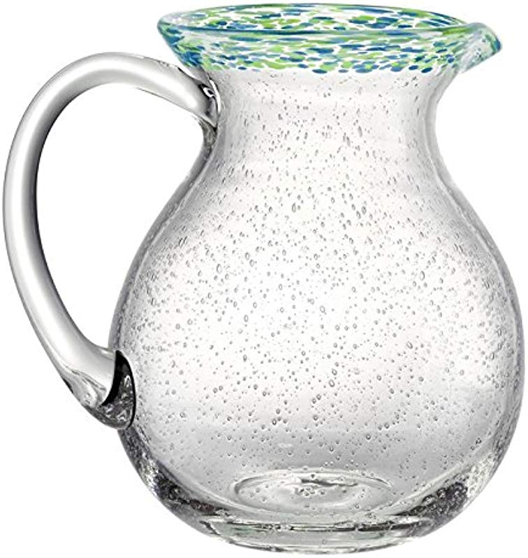 Artland 11605CA Mingle Pitcher 80 Oz Cool Blue
