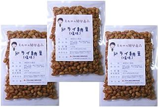豆力 国内産 ドライ納豆(塩味) 100g×3袋