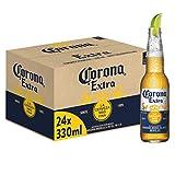 Corona Extra Bier aus Mexico (24x 0,355l) Flaschen inkl. 1,92 Euro Pfand MEHRWEG