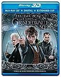 Fantastic Beasts: The Crimes of Grindelwald (HD3D-Blu-ray + Digital)