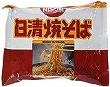 Nissin Demae Ramen Yakisoba (1 x 100 g Beutel) (Lebensmittel & Getränke)