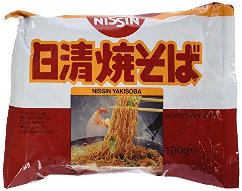 Nissin Demae Ramen Yakisoba (1 x 100 g Beutel)