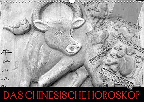 Das Chinesische Horoskop / Geburtstagskalender (Wandkalender 2020 DIN A3 quer): Die zwölf Tierkreiszeichen der Chinesischen Astrologie (Geburtstagskalender, 14 Seiten ) (CALVENDO Glaube)