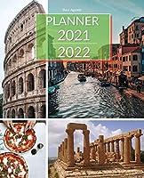 Planner 2021 - 2022: Two Year Planner Calendar Schedule Organizer