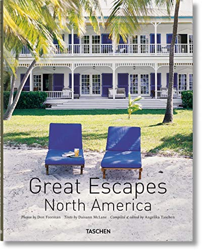 Great Escapes North America. Updated Edition: JU (JUMBO)