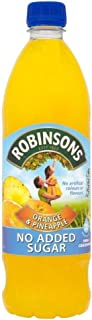 Robinsons Orange & Pineapple No Added Sugar 1L