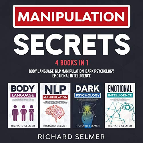 Manipulation Secrets: 4 Books in 1  By  cover art