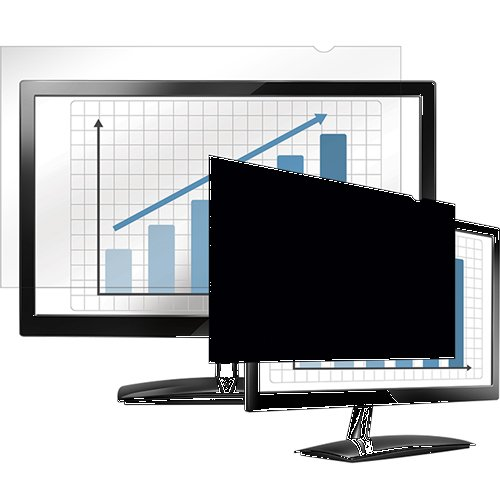 Fellowes PrivaScreen Privacy Filter for 23.0 Inch Widescreen Monitors 16:9 (4807101)