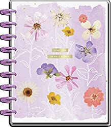 floral day planner