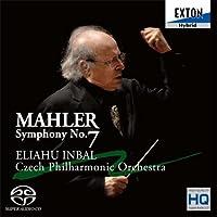 MAHLER: SYM NO.7(2SACD hybrid) by INBAL & CZECH PHILHARMONIC (2011-12-21)