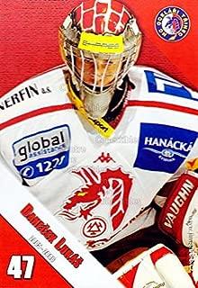(CI) Lukas Danecek Hockey Card 2005-06 Czech HC Ocelari Trinec Postcards 2 Lukas Danecek