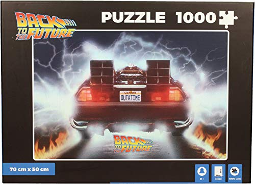 Puzzles Back To The Future