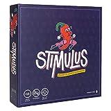Stimulus è il primo gioco da tavolo italiano ideato per gli adulti. Piccante e provocatorio. Minimo 4 giocatori, massimo 16. Adatto anche per coppie. Vietato ai minori di 18 anni. L'obiettivo è raggiungere il traguardo per primi. Per farlo dovrai dis...