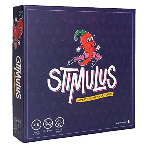 Stimulus - Il Gioco da tavolo per Adulti
