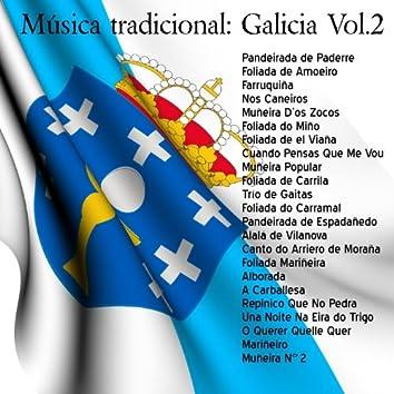 Música Tradicional: Galicia Vol. 2