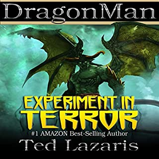 DragonMan: Experiment in Terror cover art