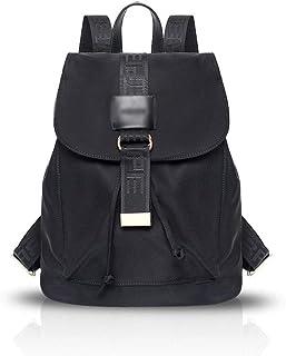 XHHWZB Children's Backpack Casual Nylon Waterproof Cloth Bag New Ladies Backpack Fashion Korean Travel Backpack Female