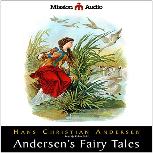 Andersen's Fairy Tales cover art