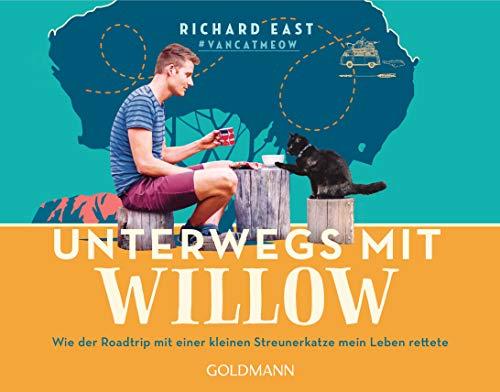 Unterwegs mit Willow: Wie der Roadtrip mit einer kleinen Streunerkatze mein Leben rettete