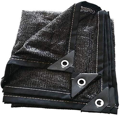 Lanrui 2mX4m Sunblock Shade Cloth Net Mesh Shade Sunblock Mesh Cloth UV Resistant Net Cover For Pergola Greenhouse Patio Garden (Size : 4m X 6m) Size:2m X 7m (Size : 3m x 6m)