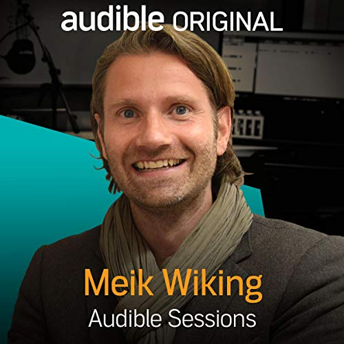 FREE: Audible Sessions with Meik Wiking cover art