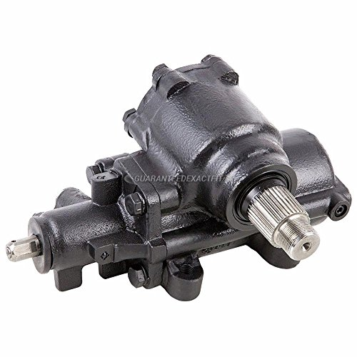 Power Steering Gear Box Gearbox For Ford F250 F350 Super Duty 2007 2008 2009 2010 - BuyAutoParts 82-00650AN NEW