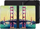 caseable Kindle and Kindle Paperwhite Case with 'The bridge' Design [will only fit Kindle Paperwhite (5th and 6th Generation), Kindle (5th Generation) and Kindle (7th Generation)]