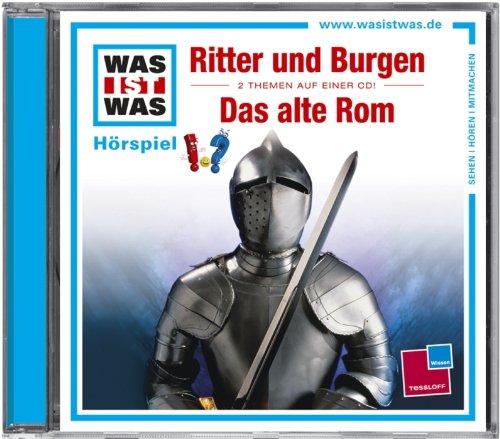 WAS IST WAS, Folge 04: Ritter & Burgen/ Das Alte Rom