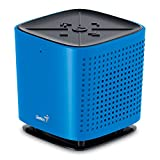 Genius SP-925BT Bluetooth Speakers with Mic (Blue) karaoke duets Oct, 2020