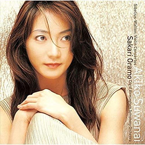 シベリウス/ウォルトン: ヴァイオリン協奏曲(SHM-CD)