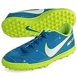 Nike Mercurial Vortex Neymar Turf Junior 921497–400–Zapatillas de fútbol sala niño azul Azul Size: 33.5 EU