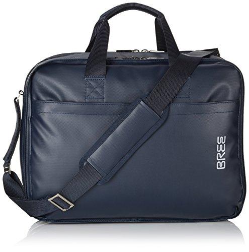 BREE Unisex-Erwachsene PNCH 67 Laptop Tasche, Blau (Blue), 13.0x30.0x40.0 cm