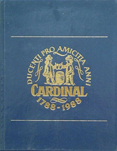 Brasserie Cardinal ( BIER) Brauerei 1788-1988. Un défi permanent. / Eine ständige Herausforderung.