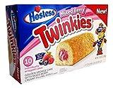Hostess Mixed Berry Twinkies 385gr Edición Limitada