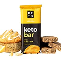 12-Pack Perfect Keto The Cleanest Snacks Bars