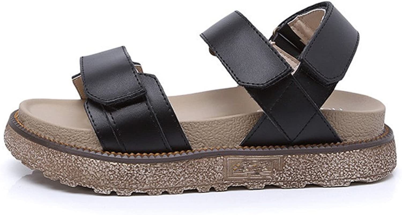 Believed Summer Platform shoes Fashion Buckle Strap Women Sandals Casual Platform Sandals