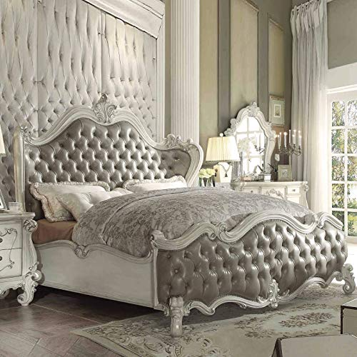 Upholstered Standard Bed