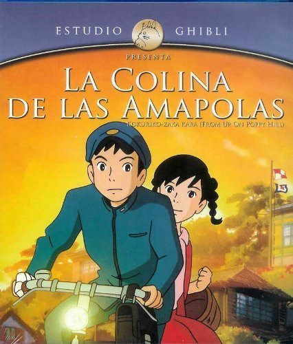 From Up On Poppy Hill - La Colina de las Amapolas Blu-ray...