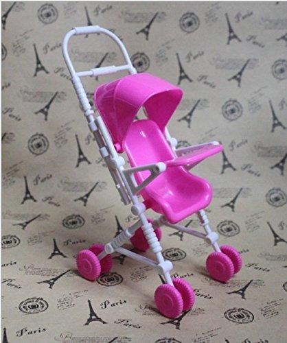 Uteruik Kinderwagen aus Kunststoff für Puppe Kelly