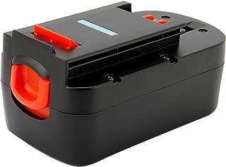 Lotive 3.0Ah Ni-MH HPB18 Battery for Black & Decker 18V Battery A1718 A18NH HPB18-OPE A18 Firestorm A18 FS18BX FS180BX FS18FL FSB18 Model Power Tools