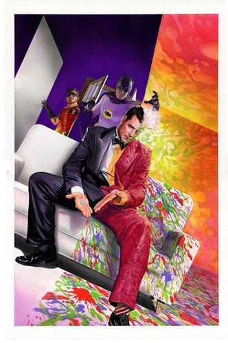 Batman Univers HS 01 Variant Cover