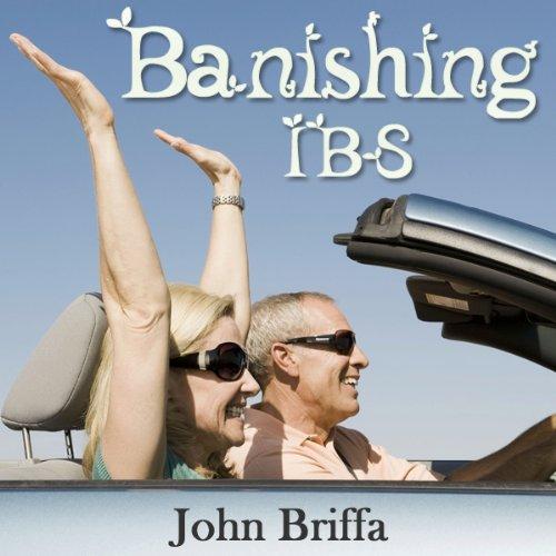 Banishing IBS audiobook cover art